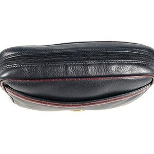 Bally Bags - BALLY Italy Vintage Leather Crossbody Bag